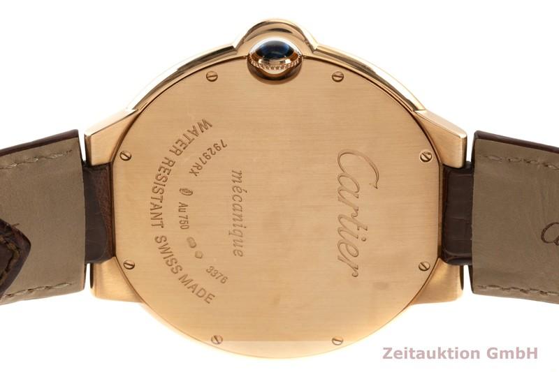 gebrauchte Luxusuhr Cartier Ballon Bleu de Cartier 18k Gold Handaufzug Kal. 430MC Ref. 3376, W690054    2103103 _1