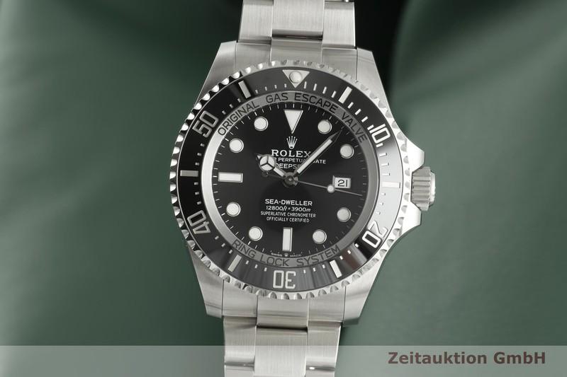 gebrauchte Luxusuhr Rolex Sea Dweller Stahl Automatik Kal. 3235 Ref. 126660  | 2103110 _0
