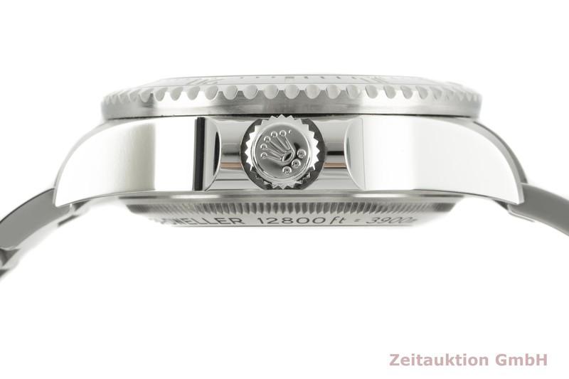 gebrauchte Luxusuhr Rolex Sea Dweller Stahl Automatik Kal. 3235 Ref. 126660  | 2103110 _1