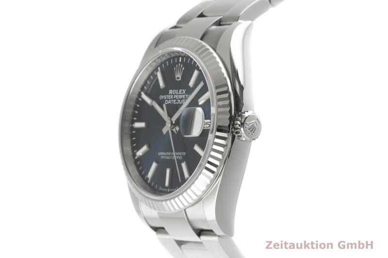 gebrauchte Luxusuhr Rolex Datejust Stahl / Weissgold Automatik Ref. 126234    2103113 _0