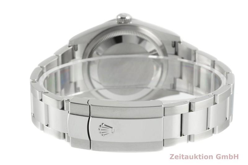 gebrauchte Luxusuhr Rolex Datejust Stahl / Weissgold Automatik Ref. 126234    2103113 _1