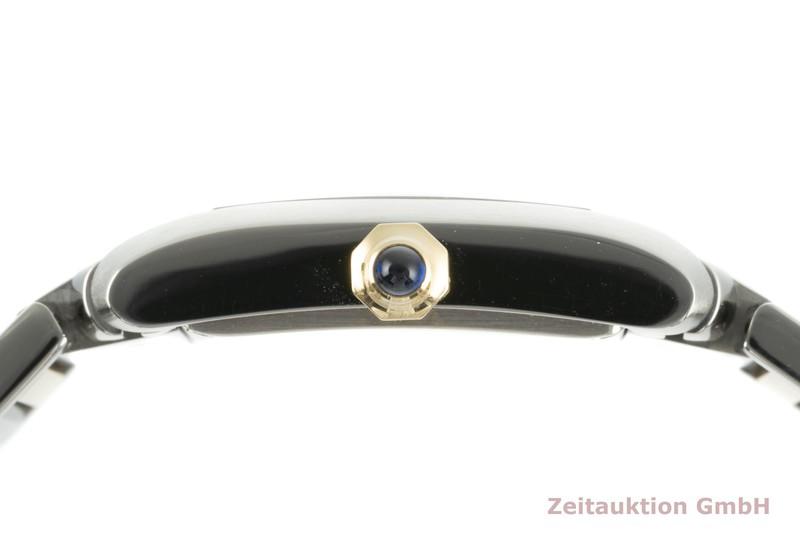 gebrauchte Luxusuhr Cartier Tank Francaise Stahl / Gold Quarz Kal. 175L Ref. 2465  | 2103119 _1