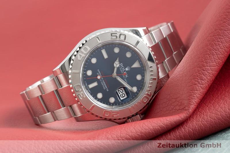 gebrauchte Luxusuhr Rolex Yacht-Master Stahl / Platin  Automatik Kal. 3135 Ref. 116622    2103126 _0