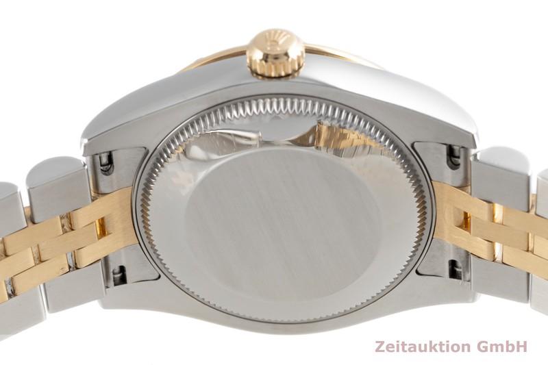 gebrauchte Luxusuhr Rolex Datejust Stahl / Gold Automatik Kal. 2235 Ref. 178343    2103135 _1