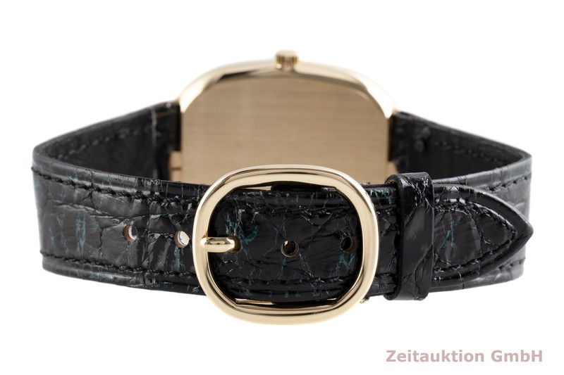 gebrauchte Luxusuhr Patek Philippe Ellipse 18k Gold Quarz Kal. E27 Ref. 3838  | 2103142 _1