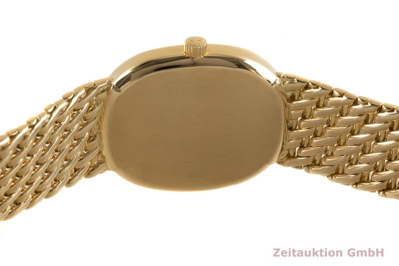 gebrauchte Luxusuhr Patek Philippe Ellipse 18k Gold Handaufzug Kal. 215 Ref. 3978  | 2103155 _1