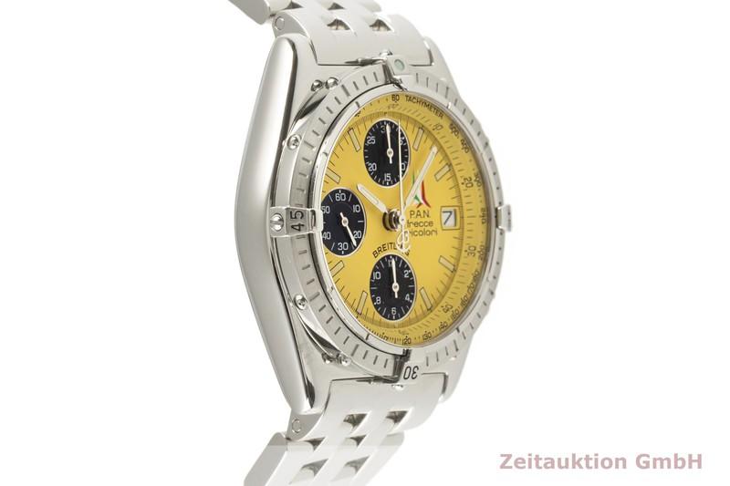 gebrauchte Luxusuhr Breitling Chronomat Chronograph Stahl Automatik Ref. A13050.1 LIMITED EDITION   2103171 _0
