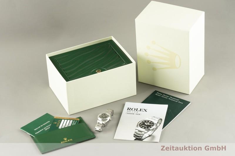 gebrauchte Luxusuhr Rolex Oyster Perpetual Stahl Automatik Kal. 2231 Ref. 176200    2103172 _0