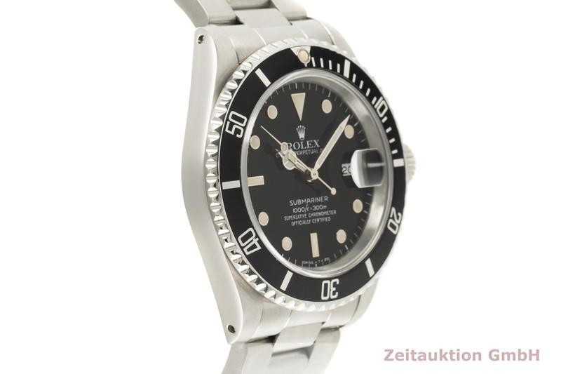 gebrauchte Luxusuhr Rolex Submariner Stahl Automatik Kal. 3135 Ref. 16610  | 2103187 _0