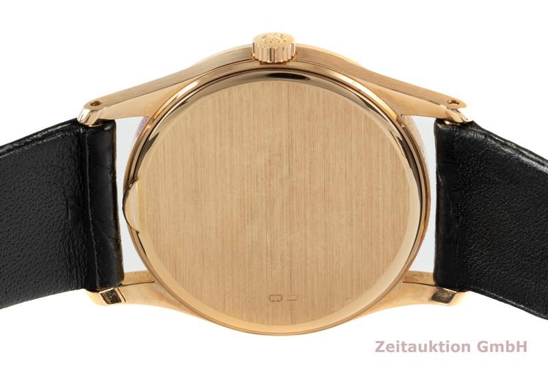 gebrauchte Luxusuhr Patek Philippe Calatrava 18k Gold Handaufzug Kal. 215 Ref. 3796  | 2103197 _1