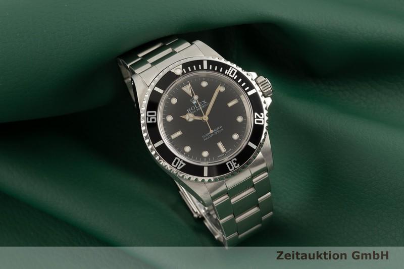 gebrauchte Luxusuhr Rolex Submariner Stahl Automatik Kal. 3130 Ref. 14060  | 2103203 _0