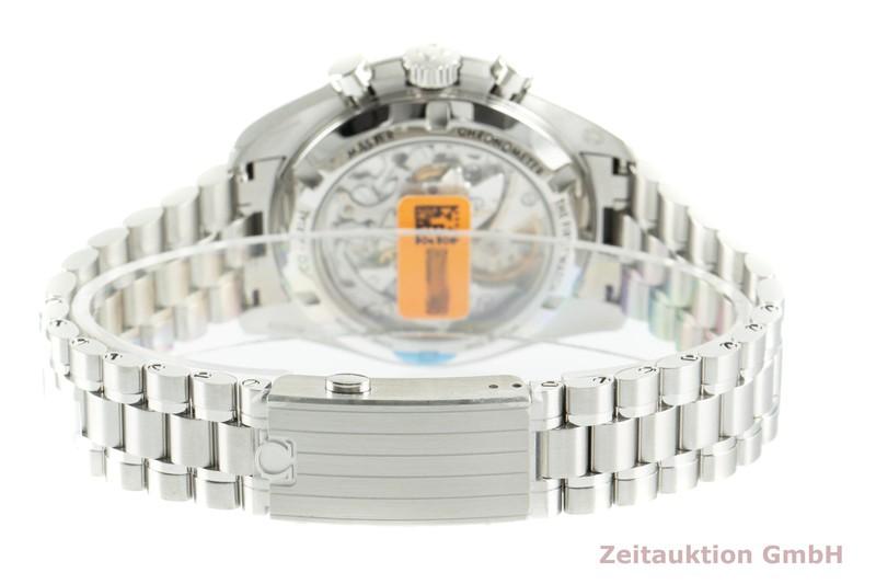 gebrauchte Luxusuhr Omega Speedmaster Moonwatch Chronograph Stahl Handaufzug Kal. 3861 Ref. 310.30.42.50.01.002    2103210 _1