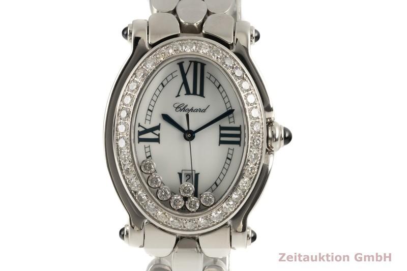 gebrauchte Luxusuhr Chopard Happy Sport Stahl Quarz Ref. 8937, 278418  | 2103228 _0