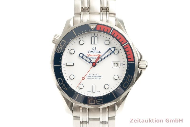 gebrauchte Luxusuhr Omega Seamaster Stahl Automatik Kal. 2507 Ref. 212.32.41.20.04.001  | 2103234 _0