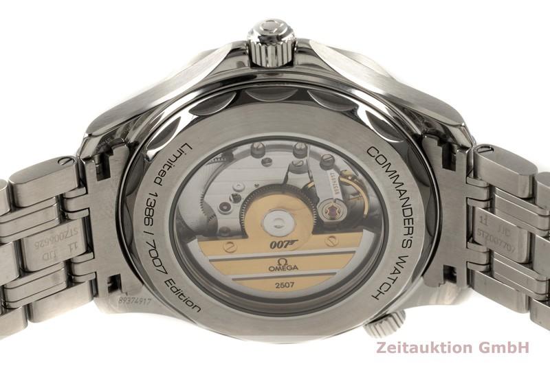 gebrauchte Luxusuhr Omega Seamaster Stahl Automatik Kal. 2507 Ref. 212.32.41.20.04.001  | 2103234 _1