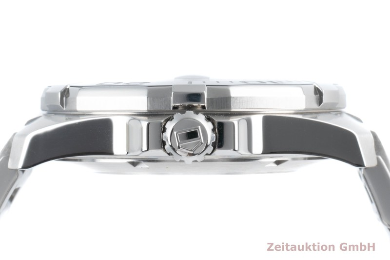 gebrauchte Luxusuhr Tag Heuer Aquaracer Stahl Automatik Kal. 5 Ref. WAY211A-0  | 2103239 _1