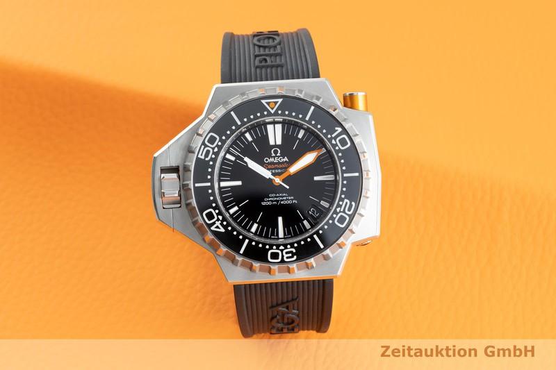 gebrauchte Luxusuhr Omega Seamaster Stahl Automatik Kal. 8500 Ref. 224.32.55.21.01.001, 168.1200    2103244 _0