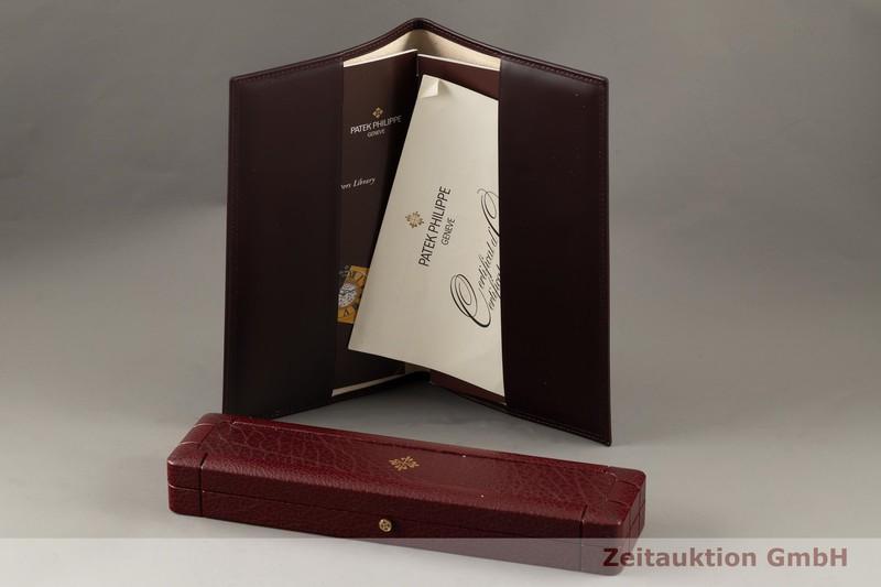 gebrauchte Luxusuhr Patek Philippe Calatrava 18k Weissgold Automatik Kal. 240/111 Ref. 5120    2103245 _0