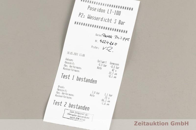 gebrauchte Luxusuhr Patek Philippe Calatrava 18k Weissgold Automatik Kal. 240/111 Ref. 5120    2103245 _1