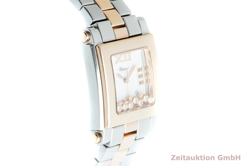 gebrauchte Luxusuhr Chopard Happy Sport Stahl / Gold Quarz Ref. 278498-9001, 8495  | 2103248 _0
