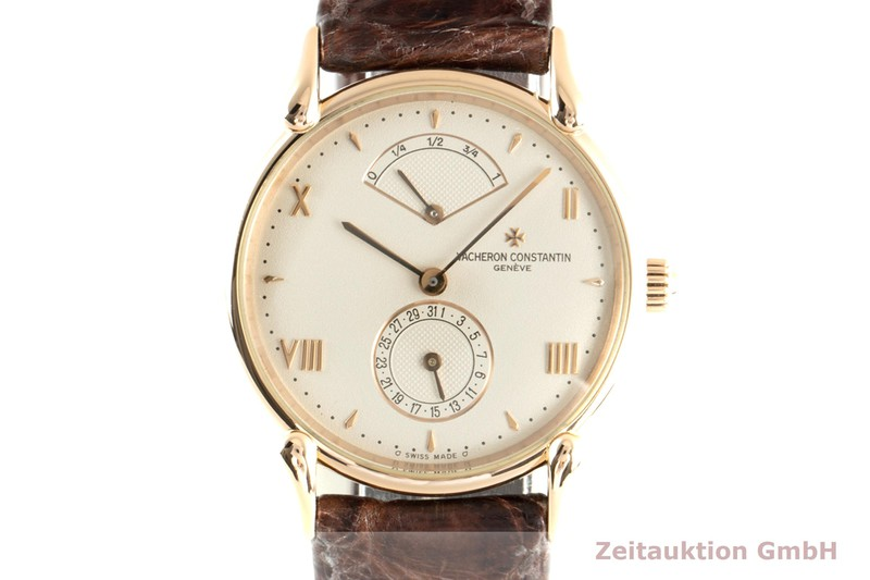 gebrauchte Luxusuhr Vacheron & Constantin Historiques 18k Rotgold Automatik Kal. 1190 Ref. 48100/2  | 2103251 _0