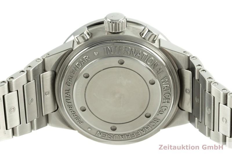 gebrauchte Luxusuhr IWC Ewiger Kalender Chronograph Stahl Automatik Kal. C.79261 Ref. IW3756  | 2103257 _1