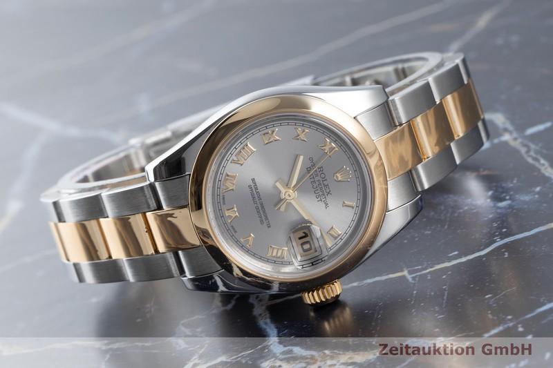 gebrauchte Luxusuhr Rolex Lady Datejust Stahl / Gold Automatik Kal. 2235 Ref. 179163    2103261 _0