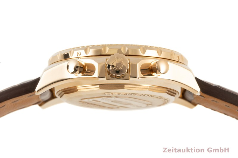 gebrauchte Luxusuhr Breitling Bentley GT Chronograph 18k Rotgold Automatik Kal. B13 Ref. H13363 LIMITED EDITION | 2103267 _1