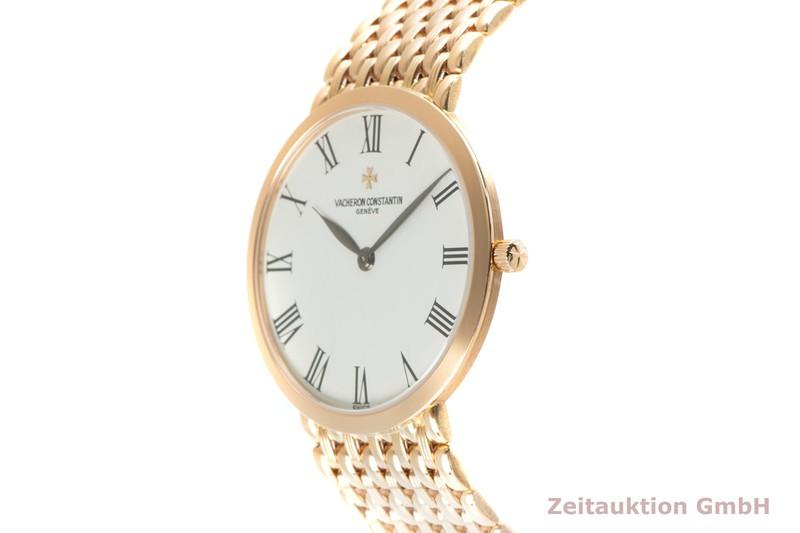 gebrauchte Luxusuhr Vacheron & Constantin Patrimony 18k Gold Handaufzug Kal. 1003/2 Ref. 33093    2103270 _0