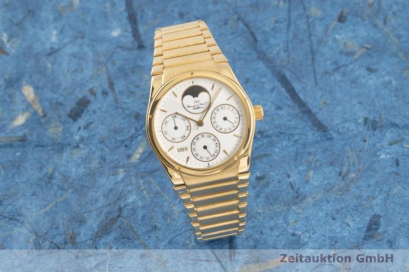 gebrauchte Luxusuhr IWC Ingenieur 18k Gold Automatik Kal. C.3757 Ref. 9240  | 2103273 _0