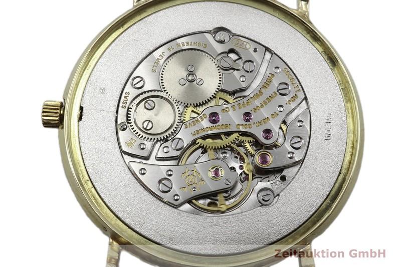 gebrauchte Luxusuhr Patek Philippe Calatrava 18k Gold Handaufzug Kal. 175 Ref. 3520  | 2103275 _1