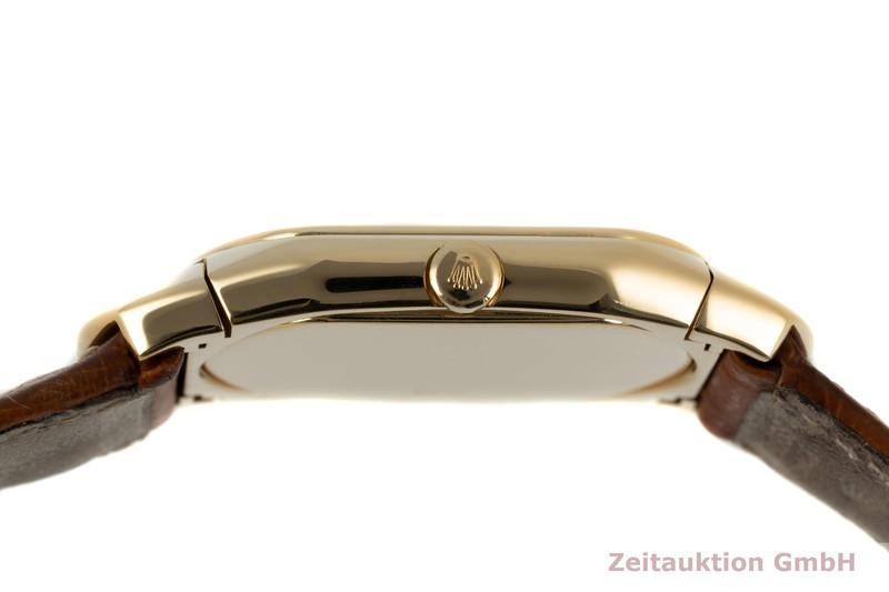 gebrauchte Luxusuhr Rolex Cellini 18k Gold Quarz Kal. 6620 Ref. 6633  | 2103286 _1