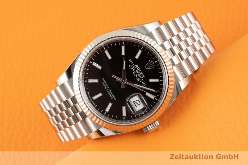 gebrauchte Luxusuhr Rolex Datejust Stahl / Weissgold Automatik Kal. 3235 Ref. 126234    2103325 _0