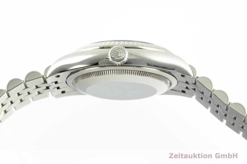 gebrauchte Luxusuhr Rolex Datejust Stahl / Weissgold Automatik Kal. 3235 Ref. 126234    2103325 _1
