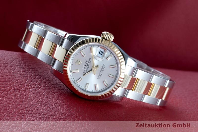 gebrauchte Luxusuhr Rolex Lady Datejust Stahl / Gold Automatik Kal. 2235 Ref. 179173    2103349 _0