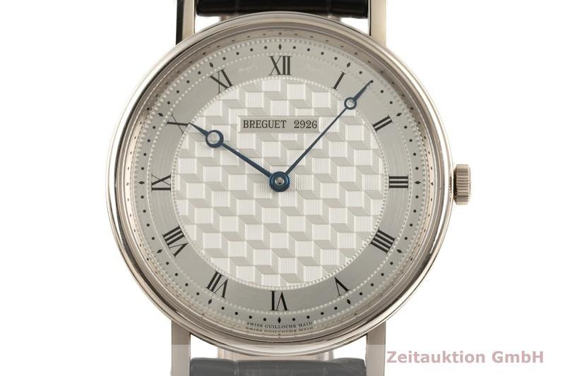 gebrauchte Luxusuhr Breguet Classique 18k Weissgold Handaufzug Kal. 506-2 Ref. 5967BB119W6    2103365 _0