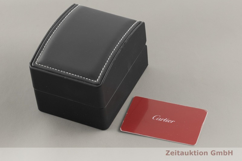 gebrauchte Luxusuhr Cartier Ronde Louis 18k Rotgold Handaufzug Kal. 430MC Ref. W6800251, 2889  | 2103368 _0