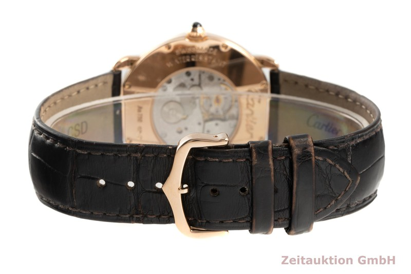 gebrauchte Luxusuhr Cartier Ronde Louis 18k Rotgold Handaufzug Kal. 430MC Ref. W6800251, 2889  | 2103368 _1