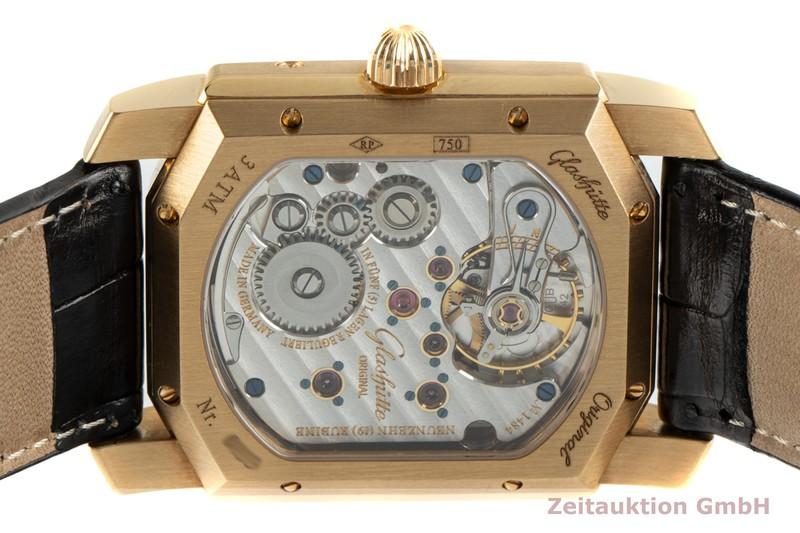 gebrauchte Luxusuhr Glashütte Senator 18k Gold Handaufzug Kal. GUB 42  | 2103370 _1