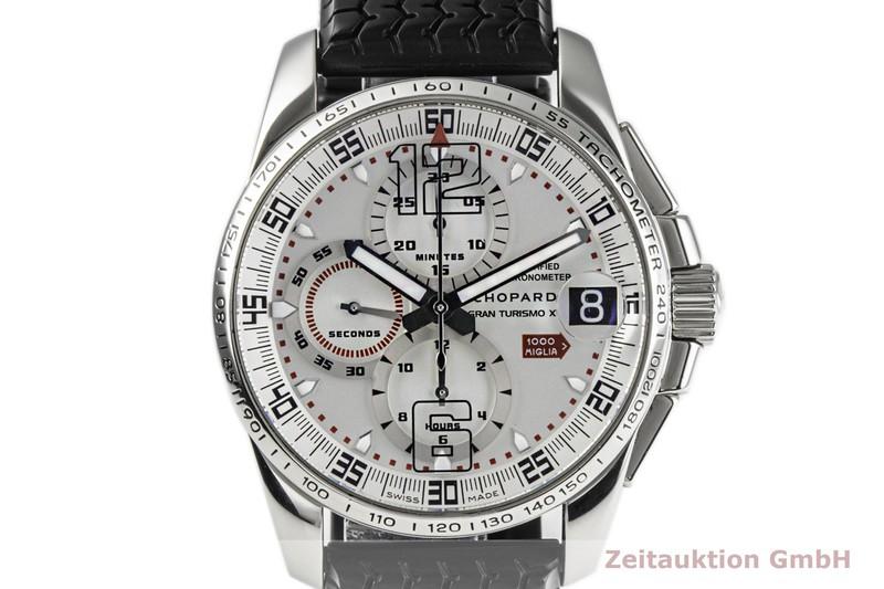 gebrauchte Luxusuhr Chopard Gran Turismo Chronograph Stahl Automatik Ref. 8489 LIMITED EDITION   2103373 _0