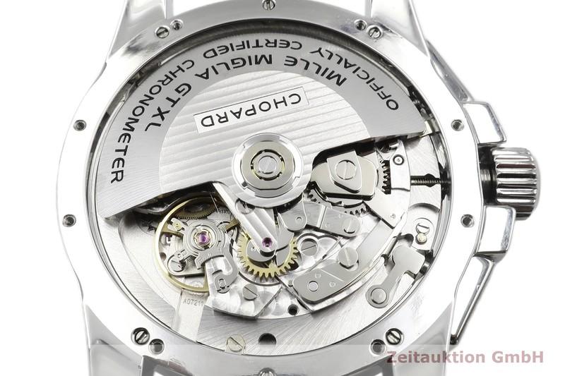gebrauchte Luxusuhr Chopard Gran Turismo Chronograph Stahl Automatik Ref. 8489 LIMITED EDITION   2103373 _1