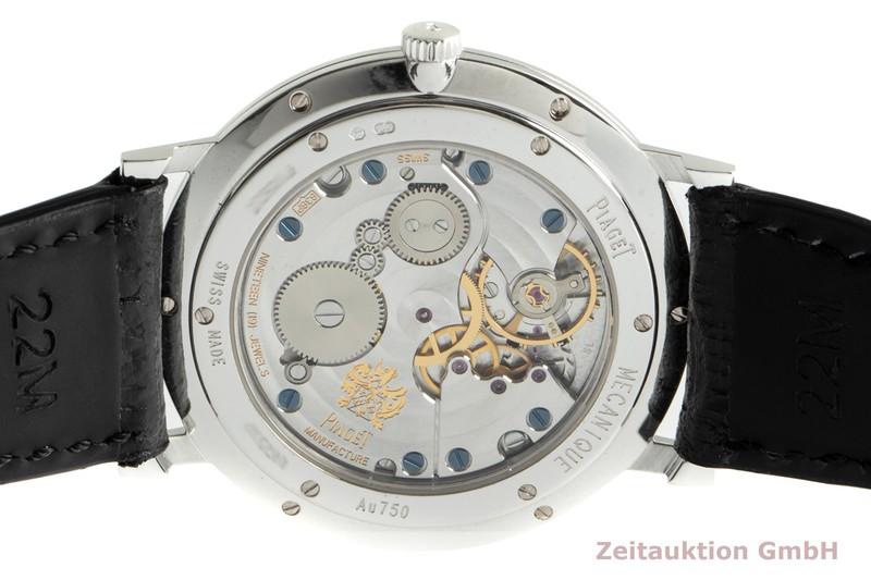 gebrauchte Luxusuhr Piaget Altiplano 18k Weissgold Handaufzug Kal. 838P Ref. P10522  | 2103374 _1