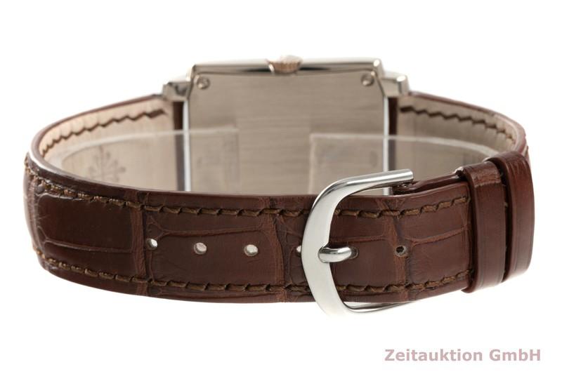 gebrauchte Luxusuhr Patek Philippe Gondolo 18k Weissgold Handaufzug Kal. 215 Ref. 5024  | 2103379 _1
