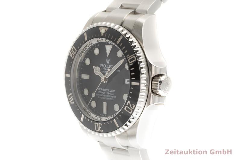 gebrauchte Luxusuhr Rolex Sea Dweller Stahl Automatik Kal. 3235 Ref. 126660  | 2103381 _0