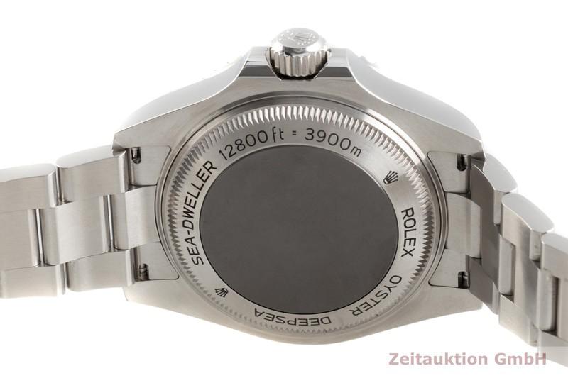 gebrauchte Luxusuhr Rolex Sea Dweller Stahl Automatik Kal. 3235 Ref. 126660  | 2103381 _1