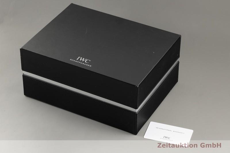 gebrauchte Luxusuhr IWC Ingenieur Chronograph Titan Automatik Kal. C.89361 Ref. IW379602 LIMITED EDITION   2103390 _0