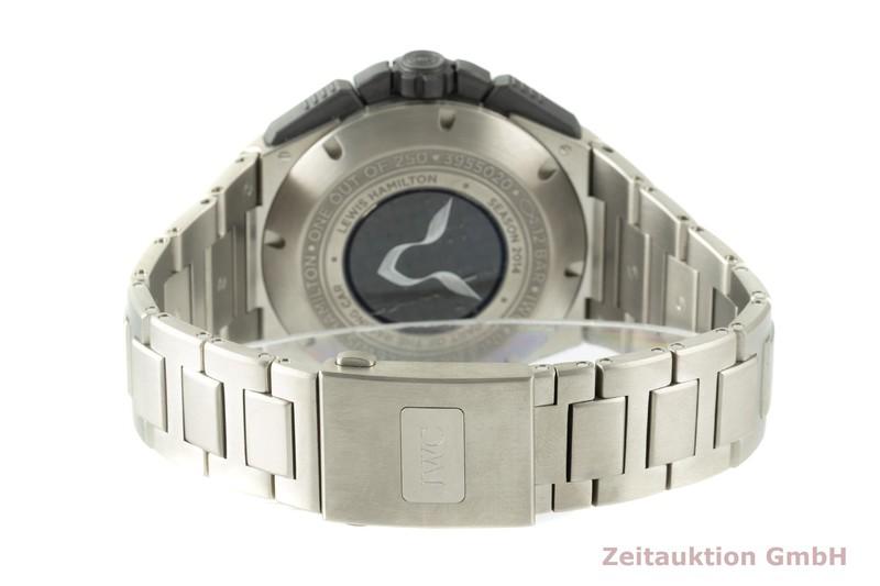 gebrauchte Luxusuhr IWC Ingenieur Chronograph Titan Automatik Kal. C.89361 Ref. IW379602 LIMITED EDITION   2103390 _1