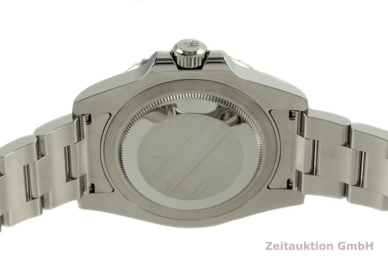 gebrauchte Luxusuhr Rolex GMT Master II Stahl Automatik Kal. 3186 Ref. 116710    2103392 _1