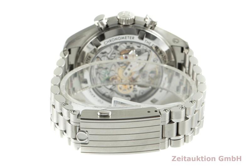 gebrauchte Luxusuhr Omega Speedmaster Moonwatch Chronograph Stahl Handaufzug Kal. 3861 Ref. 310.30.42.50.01.002    2103395 _1