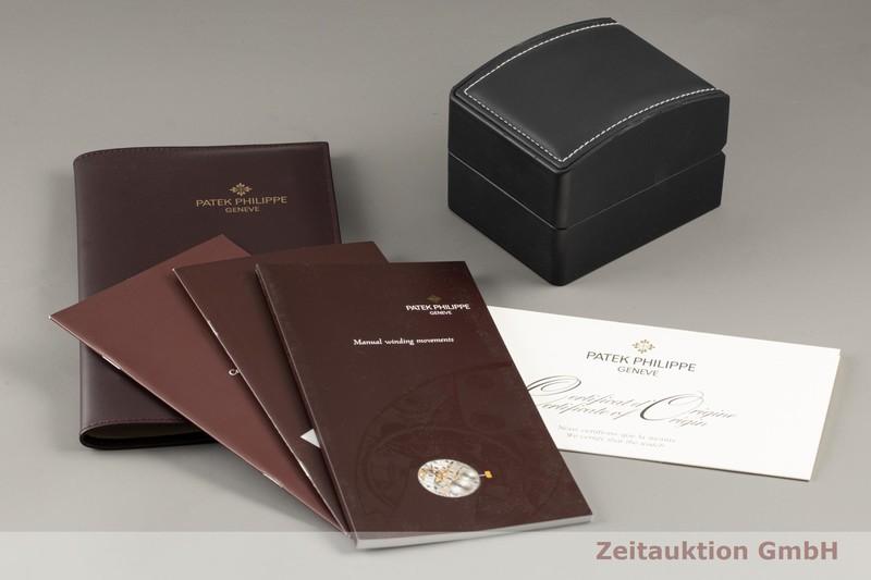 gebrauchte Luxusuhr Patek Philippe Calatrava 18k Gold Automatik Kal. 240/111 Ref. 5120    2103407 _0